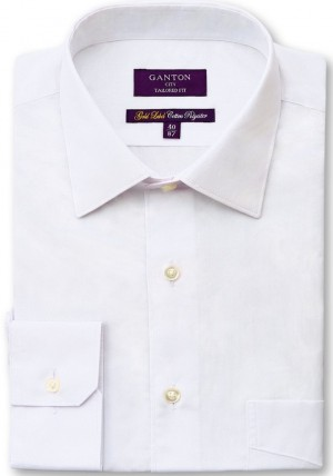 Ganton Shirt White