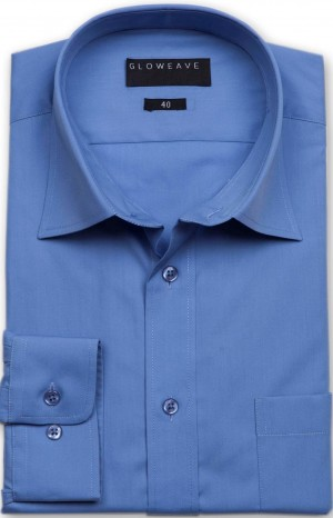 Gloweave Shirts Blue