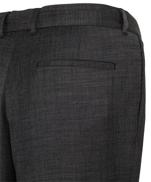 Pierre Cardin Pant Charcoal Close up