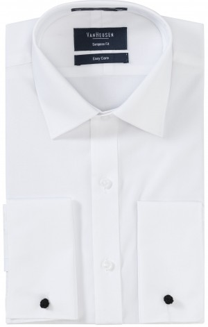 Van Heusen French Cuff White Shirt