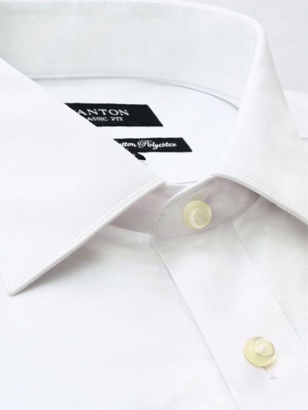 Ganton Shirts White cloe up