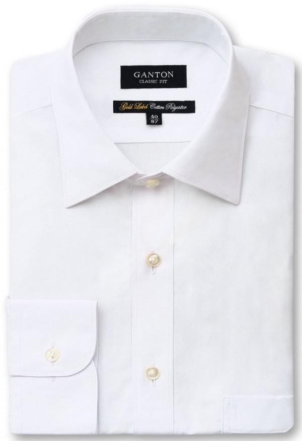 Ganton Shirts White