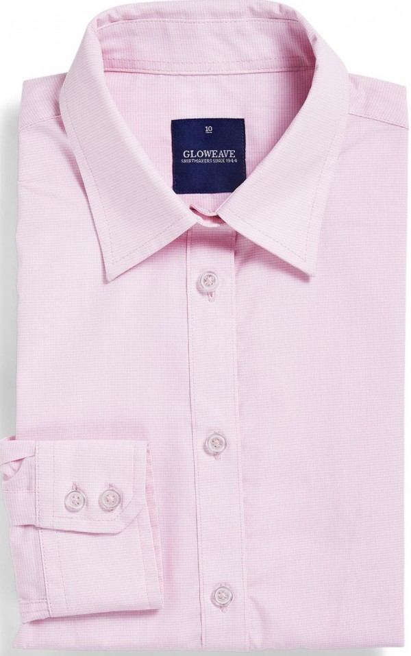 Gloweave Womens Pink Shirt