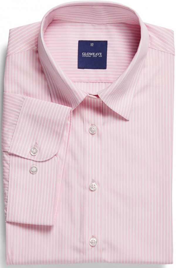 Gloweave Womens Business Shirt Pink