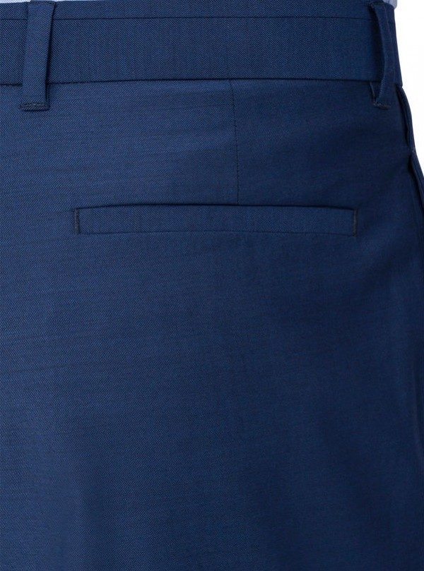 Pierre Cardin Suit Pant Close Up