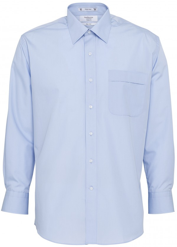 Van Heusen Shirt Sky Full Body