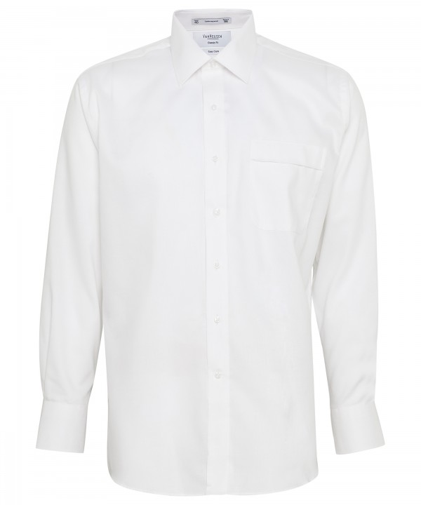 Van Heusen White Full Shot