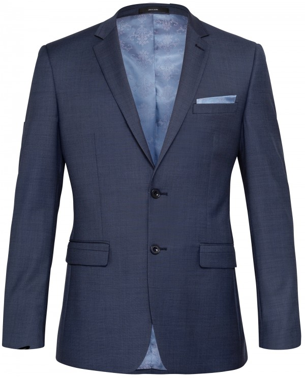 Pierre Cadin Suits Blue